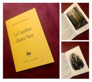 « La Castafiore chante bien» de Frédéric Wandelère